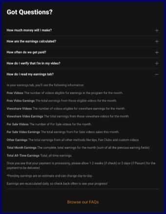 Pornhub information payment method 2