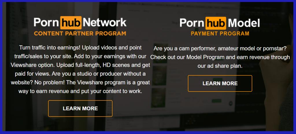 PornHub Premium Content Partners