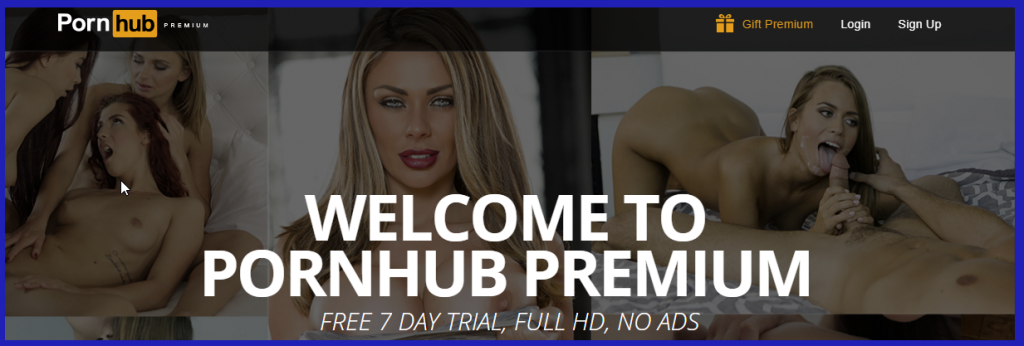 What is PornHubPremium?