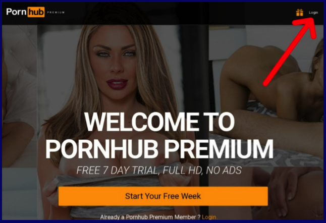 PornHubPremium activation
